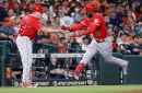 Suarez, gritty Angels hold off Astros in 4-2 win