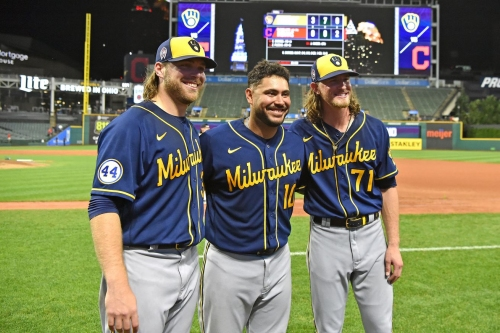 Would you have let Brewers starter Corbin Burnes try to finish his no-hitter?