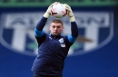 Sam Johnstone 'puts West Bromwich Albion contract talks on hold'