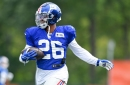 Giants vs. Broncos inactives: Saquon Barkley IS playing