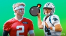 Panthers QB Sam Darnold drops truth bomb on getting revenge on Jets