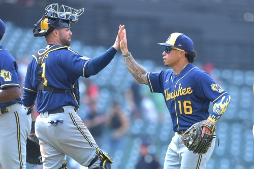 Crew Completes Sweep in Cleveland, 11-1