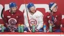 Nick Suzuki gives thoughts on Jesperi Kotkaniemi offer sheet: 'It's tough'