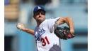 Dodgers' Max Scherzer named NL Player of the Week