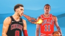 Bulls star Zach LaVine calls out haters who diss his fit with DeMar DeRozan