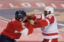 Detroit Red Wings re-up Givani Smith for 2 years, give burly F longer shot to earn role