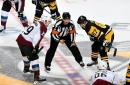 Reviewing the last matchups for the Colorado Avalanche against the Metropolitan Division