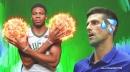 Giannis Antetokounmpo's bold claim will make Novak Djokovic absolutely terrified