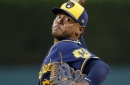 Brewers Fall to Tigers in Extras, 0-1