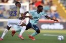 Brendan Rodgers heaps praise on Patson Daka ahead of Napoli clash