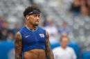 Giants vs. Washington Football Team injury news: Evan Engram, Shane Lemieux, Cam Brown OUT vs. Washington