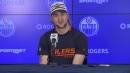 Oilers prospect Samorukov ready to prove he belongs in NHL