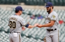 Brewers swept out of Detroit, 4-1
