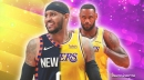 Carmelo Anthony admits he considered Knicks reunion before joining LeBron James, Lakers