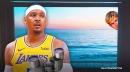 Lakers veteran Carmelo Anthony reveals top secret Darko Milicic strategy in 2003