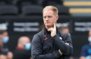Alan Tate's new role as Swansea City legend spotted in training with Leicester City boss Brendan Rodgers