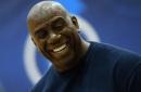 Lakers Video: Magic Johnson Makes Appearance On Jimmy Kimmel Live