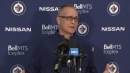 Jets' Paul Maurice: 'This is the best balanced lineup we've had'