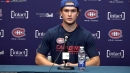 How Joshua Roy plans to make good first impression at Canadiens rookie camp