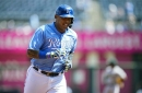 Salvy homers again, ties all-time single-season catcher HR mark in 7-2 Royals loss