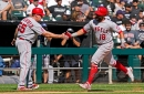 Angels blow out first-place White Sox to win series