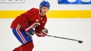 Canadiens' Norlinder hoping to seize roster spot: 'I'm here to take a place'