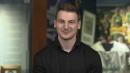 Zach Hyman talks about going from Matthews and Marner to McDavid and Draisaitl