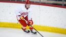 Flames' Pelletier, Zary trying to beat odds, crack veteran-laden roster