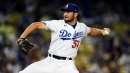 Alex Vesia has emerged as Dodgers' top left-handed reliever