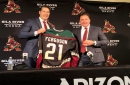 New Coyotes Assistant GM John Ferguson, and GM Bill Armstrong share mutual respect
