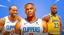 RUMOR: Clippers' true feelings about Russell Westbrook prior to Lakers move, revealed