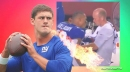 Daniel Jones berated by Kenny Golladay on sidelines, QB responds