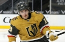 Through the wire: Peyton Krebs to make on-ice return after breaking jaw