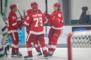 Small but savvy, Detroit Red Wings prospect Kirill Tyutyayev makes good first impression