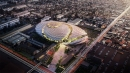 Clippers' Steve Ballmer thrilled to break ground on Intuit Dome