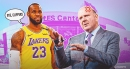 Lakers fans 'threatened' by Clippers, claims owner Steve Ballmer