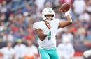 Miami Dolphins' Tua Tagovailoa shows major growth with one specific play against the New England Patriots in Week One