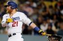 Justin Turner Among Dodgers Players Using Albert Pujols' Bat