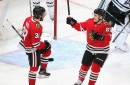 A different approach: Here's a Blackhawks Prospect Pyramid