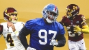 Giants' Dexter Lawrence gets honest on critical offside penalty vs Washington