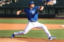 Royals call up Jon Heasley; Brady Singer to the IL