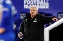 Steve Bruce speaks on Newcastle fan frustration