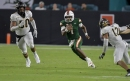 No. 24 Miami Hurricanes look to get offense going against Michigan State