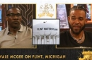 JaVale & Pamela McGee explain how Flint was a thriving Black community before the water crisis I Club Shay Shay