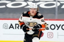 Ducks open rookie tournament by dominating Sharks