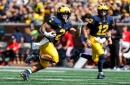 Michigan football runs rampant over Northern Illinois, 63-10