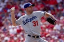 Dodgers win again behind another Max Scherzer scoreless start