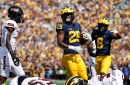 Michigan football grades: Not just offense, but every aspect near perfect in blowout win