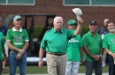 Young Herd marvels at how far Marshall has come