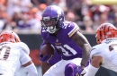 Vikings sign Abdullah to 53-man roster, elevate Mannion and Dorn